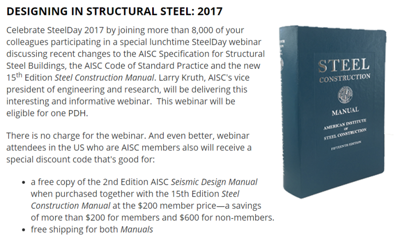 aisc 15th edition msc supertables impressions aisc steel rh eng tips com aisc steel construction manual 15th edition pdf aisc steel construction manual 15th edition