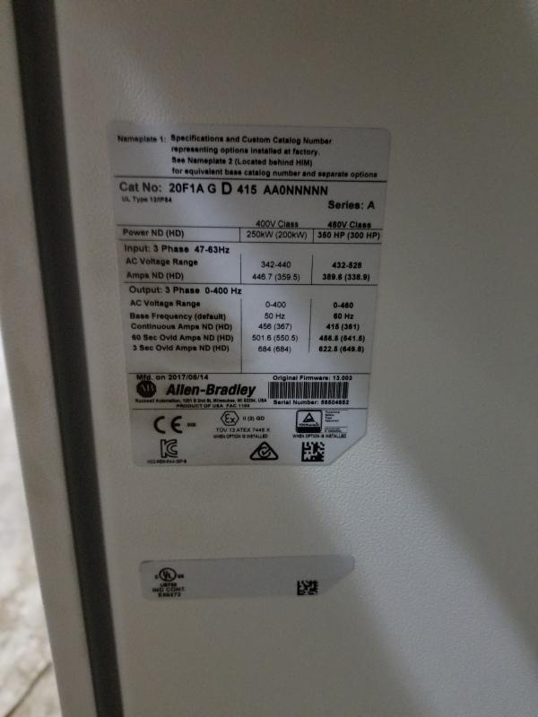 Motor/VFD Question - Electric motors & generators engineering - Eng-Tips