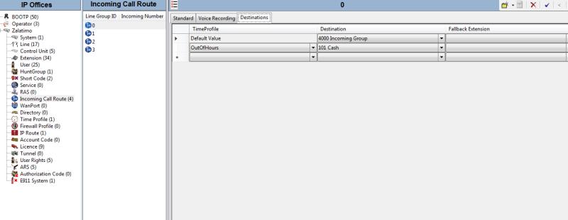 Time Profile Not Working - Avaya: IP Office - Tek-Tips
