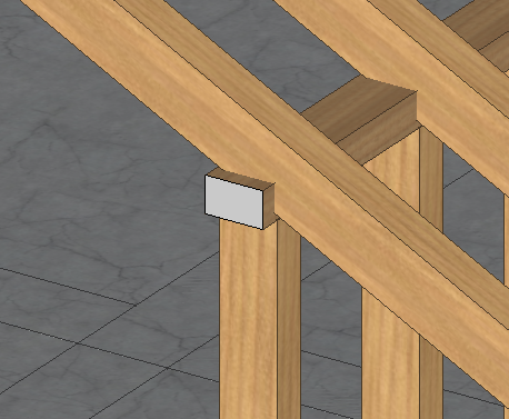 Modelling Of A Timber Roof Structural Engineering