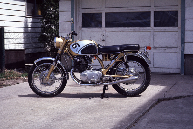 Motorbikes - Engineers with Hobbies - Eng-Tips