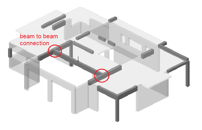 RC beam to beam connection - hanging reinforcement? - Structural