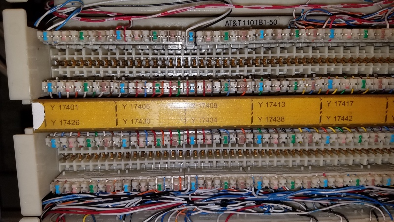 Remarkable Help Identify This Type Of 110 Block Cabling Tek Tips Wiring Cloud Hisonuggs Outletorg