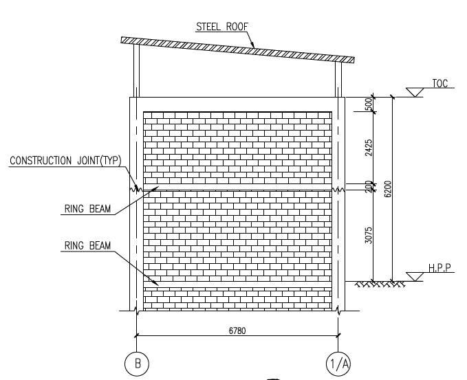 Bond Beam Diagram Wiring Diagram