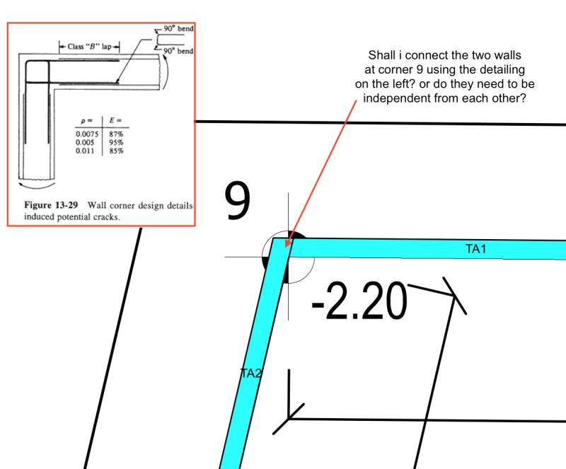 Reinforced Concrete Retaining Wall Specifications For Expansion Joints Structural Engineering General Discussion Eng Tips