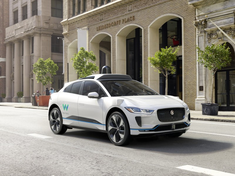 Waymo cars are one of several driverless car companies making their way towards the market. Although everyone believes that ethics are extremely important when programming these cars, few offer solutions. (Image courtesy of Waymo.)