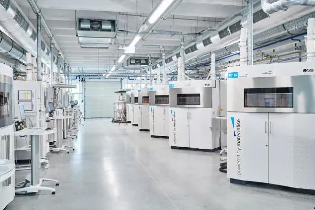 Chemiegigant BASF investiert 25 Millionen Dollar in die 3D-Druck-Kooperation mit Materialise