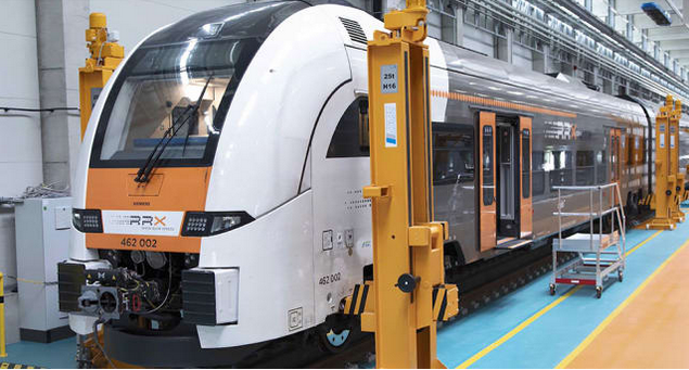 Siemens Rail Service verkürzt Produktionszeiten um 95% dank 3D-Printing