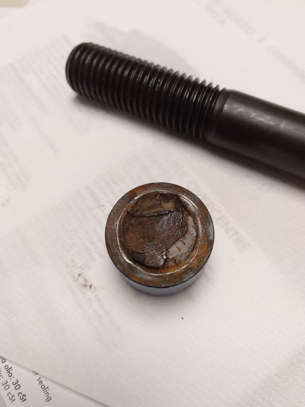 Screw failure causes - Mechanical engineering general discussion