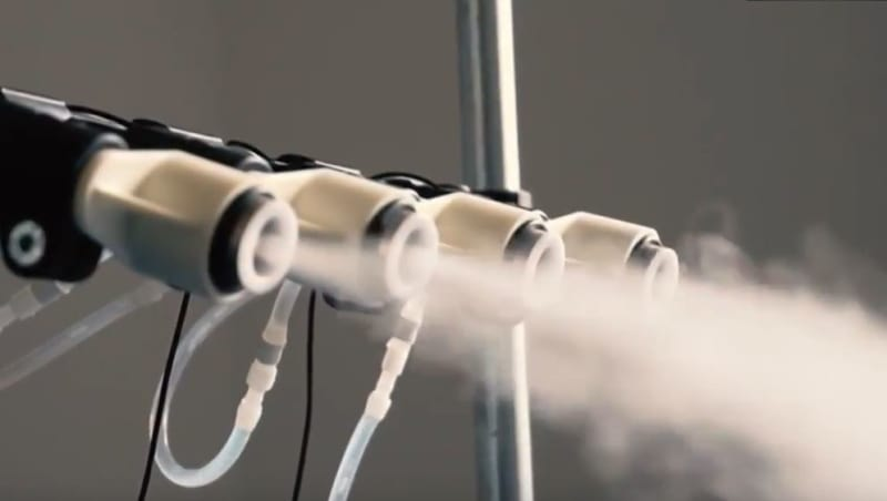 Prototype Fuel Injection - How Much Fuel Can Air Hold