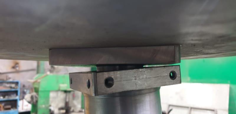 Manipulator rotational system problem - Mechanical