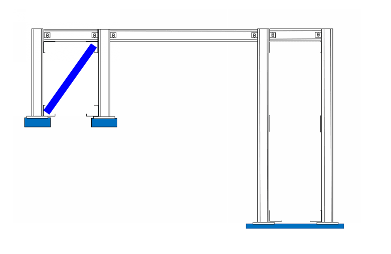 Analysis of Multi-Bay Portal Frame - Structural engineering