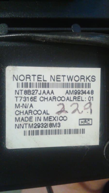 Call forwarding to external number - Nortel: CallPilot