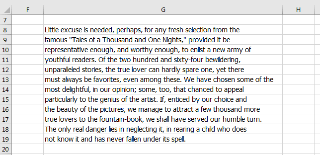 Excel VBA: Copy selected text from word, paste in excel at