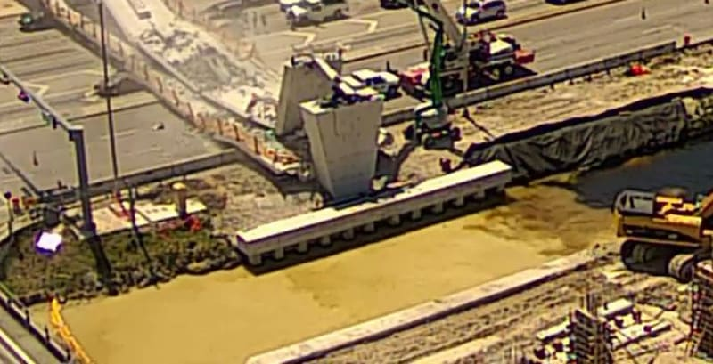 Miami Pedestrian Bridge, Part XI - Engineering Failures & Disasters