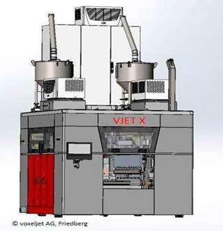 Voxeljet will den nächsten Schritt in der industriellen Additivfertigung wagen