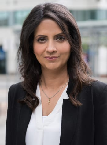 Humera Malik, CEO of Canvass Analytics.