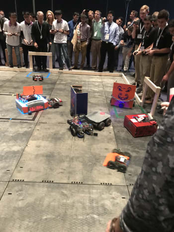 ASME Holds Student Design Competition World Finals