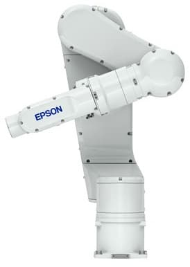 Flexion N6 6-Axis robot. (Image courtesy of Epson Robots.)