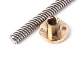 Lead Screw (Courtesy of Folger Tech)