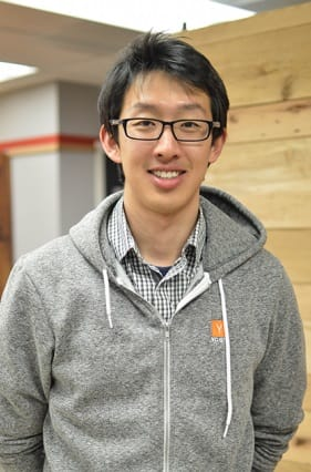 TetraScience co-founder, Spin Wang, a graduate of electrical engineering and computer science. (Image courtesy of TetraScience.)