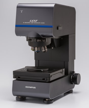 The OLS5000 3D Measuring Laser Microscope. (Image courtesy of Olympus.)