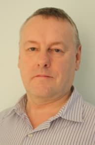 Neil Howarth, Business Development Manager of D-Cubed Components. (Image courtesy of Siemens.)