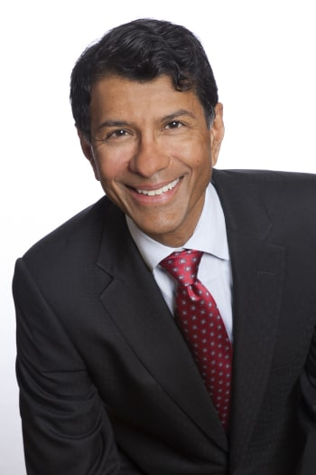 Ajei S. Gopal has taken over as ANSYS' CEO. What can engineers expect from the change? (Image courtesy of ANSYS.)