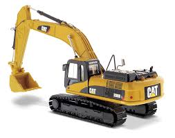 This Backhoe is an example of simple hydraulics.
