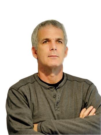 Aviad Almagor, director of the Mixed Reality Program at Trimble.