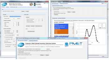 Pfizer's Center for Modeling and Prediction Tools democratizes CAE to the whole organization via a web-browser. The custom UI's are easy to use and tailored for the industry. (Image courtesy of Pfizer and García-Muñoz)