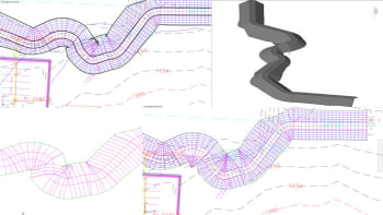 Fixing corridors gets an automation enhancement in Civil 3D.
