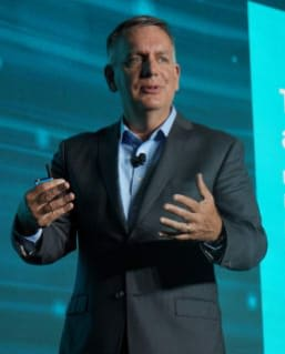 Tony Hemmelgarn, CEO of Siemens Digital Industries Software. (Image courtesy of Siemens Software.)