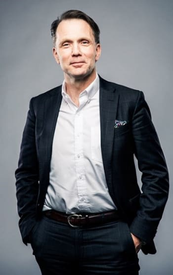 """A milestone for TECHNIA,"" claims CEO Jonas Gejer."
