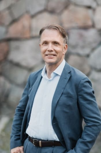 """""""We study the development and the opportunities carefully,"""" says TECHNIA chief, Jonas Gejer."""