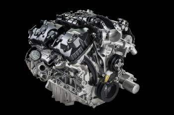 Ford's 3.5-liter EcoBoost engine. (Image courtesy of Ford Motor Company.)