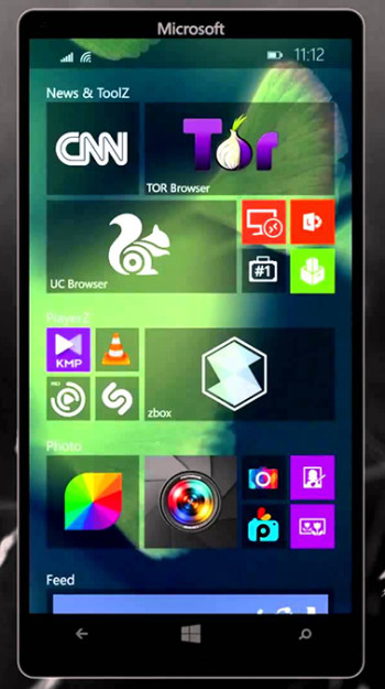 Windows 10 Mobile is Microsoft's operating system for phone and tablet. Along with  recent Lumia phones, it's an alternative to iOS and Android.