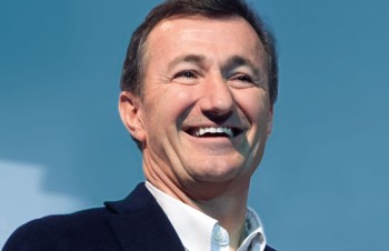 Bernard Charles, CEO and President of Dassault Systèmes.