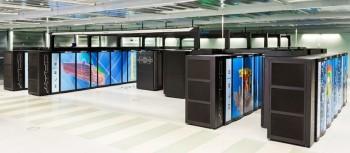 The HLRS' Cray XC40, nicknamed Hazel Hen.