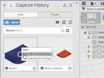 Turning Off Caption Design History in Autodesk Fusion 360 - CAD