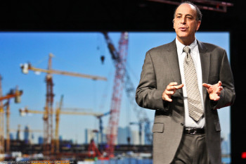 Carl Bass, president and CEO of Autodesk.