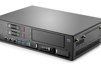 HPE Edgeline EL1000 System. (Image courtesy of HPE.)