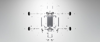 FFZERO1 chassis. (Image courtesy of Faraday Future.)