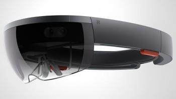 HoloLens headset. (Images Courtesy of Microsoft)