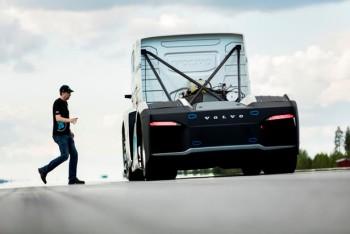 (Image courtesy of Volvo Trucks.)
