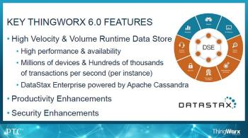 ThingWorx 6.0 key features.