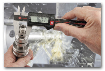 MarCal 16 EWR waterproof digital calipers.