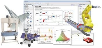 MapleSim 2016 for system-level modeling. (Image courtesy of Maplesoft.)