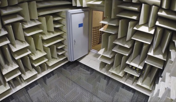 Eckel's anechoic chamber sets new world record for quietest place on Earth.