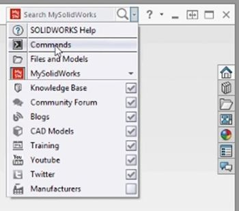 Exploring the SOLIDWORKS 2016 Interface - CAD Tutorials